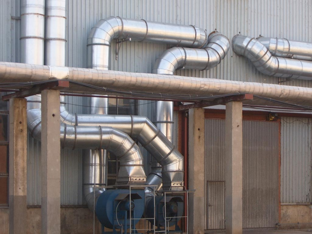 Вентиляция промышленная санкт петербург